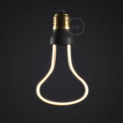 LED Art Reflecto lichtbron 8W E27 dimbaar 2200K