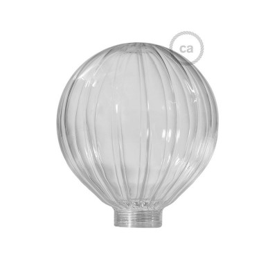Ampoule Modulaire décorative G125 Ballon Transparent.