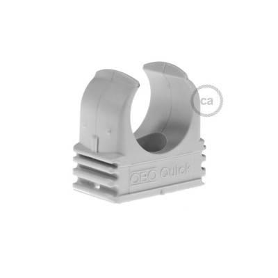 Clip en plastique pour Creative-Tube, diamètre 16 mm