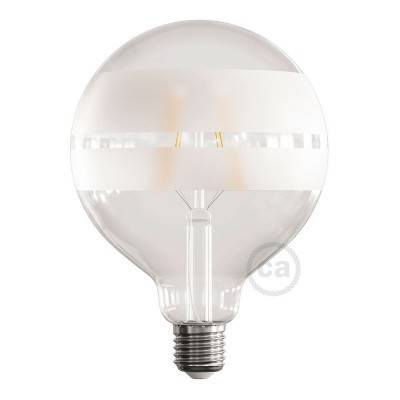 Ampoule LED Globe G125 Filament Court Version Tattoo Lamp® Modèle Saturn 4W E27 2700K