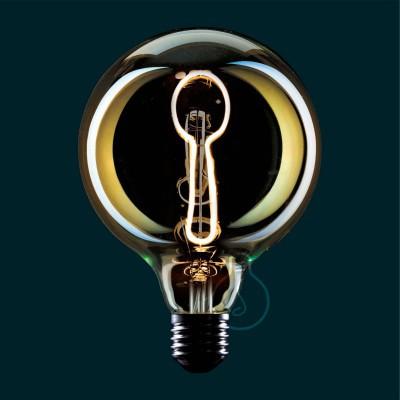 Ampoule Led Globo G125 série Masterchef filament Cuillère 4W E27 Dimmable 2000K