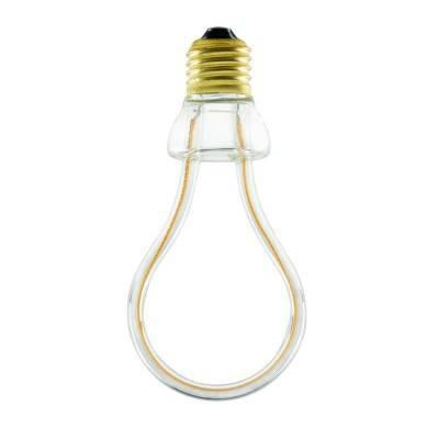 LED Art Bulb lichtbron 8W E27 dimbaar 2200K