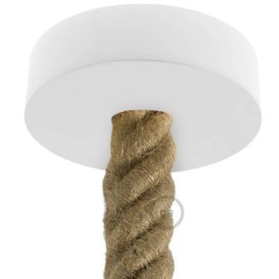 Houten plafondkap kit voor 3XL snoer