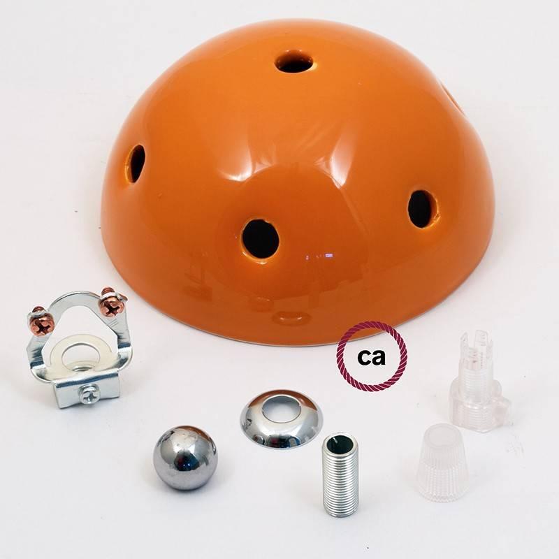 Keramische 7-gaatsplafondkap kit
