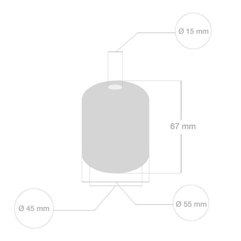 Keramische E27 fittinghouder kit
