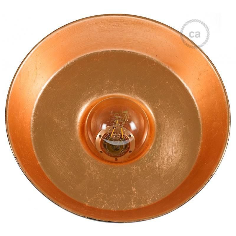 Abat-jour Industriel en céramique - Made in Italy
