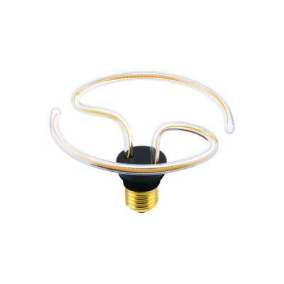 LED-lamp Art-Line Tai Chi 10W E27 dimbaar 2200K