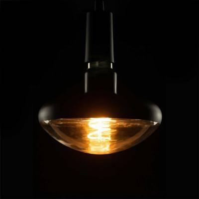 Ampoule LED Mushroom Noir E27 12W Dimmable 2200K