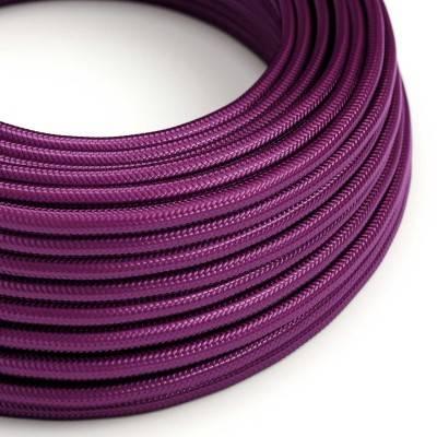 Ronde flexibele electriciteit textielkabel van viscose - RM35 ultraviolet