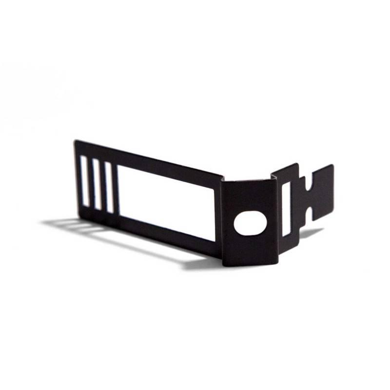 Pince de serrage en métal noir pour Creative-Tube