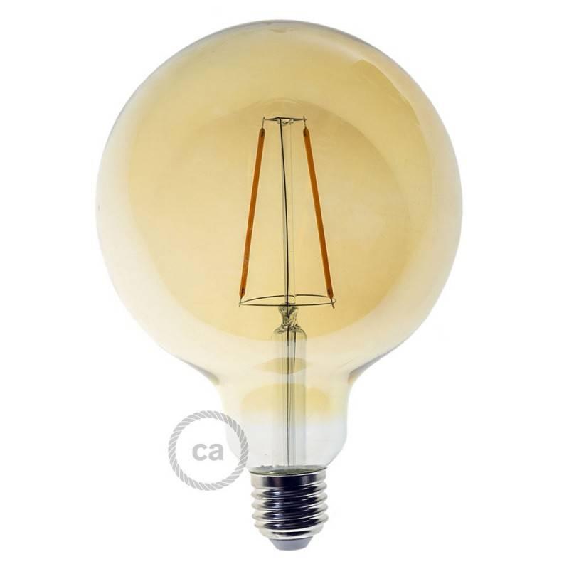 EIVA PASTEL buiten hanglamp met textielkabel, snoerbevestiging, siliconen plafondkap en E27 fitting IP65 waterproof