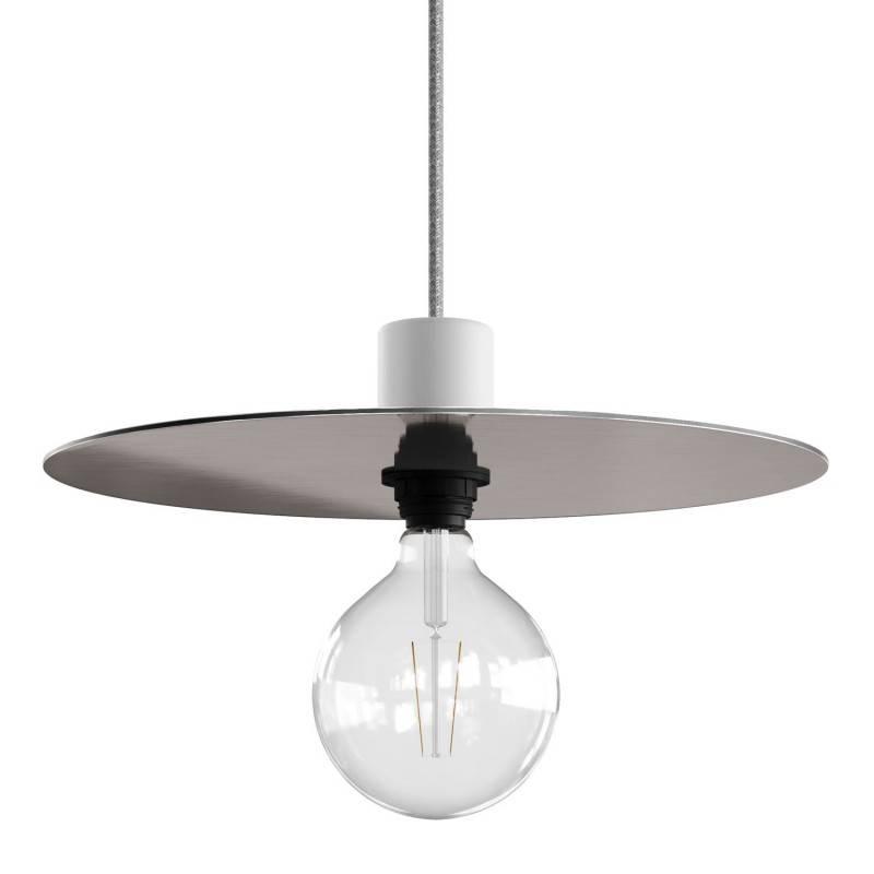 Ellepì oversized Dibond plaat voor buiten hanglampen, diameter 40 cm - Made in Italy