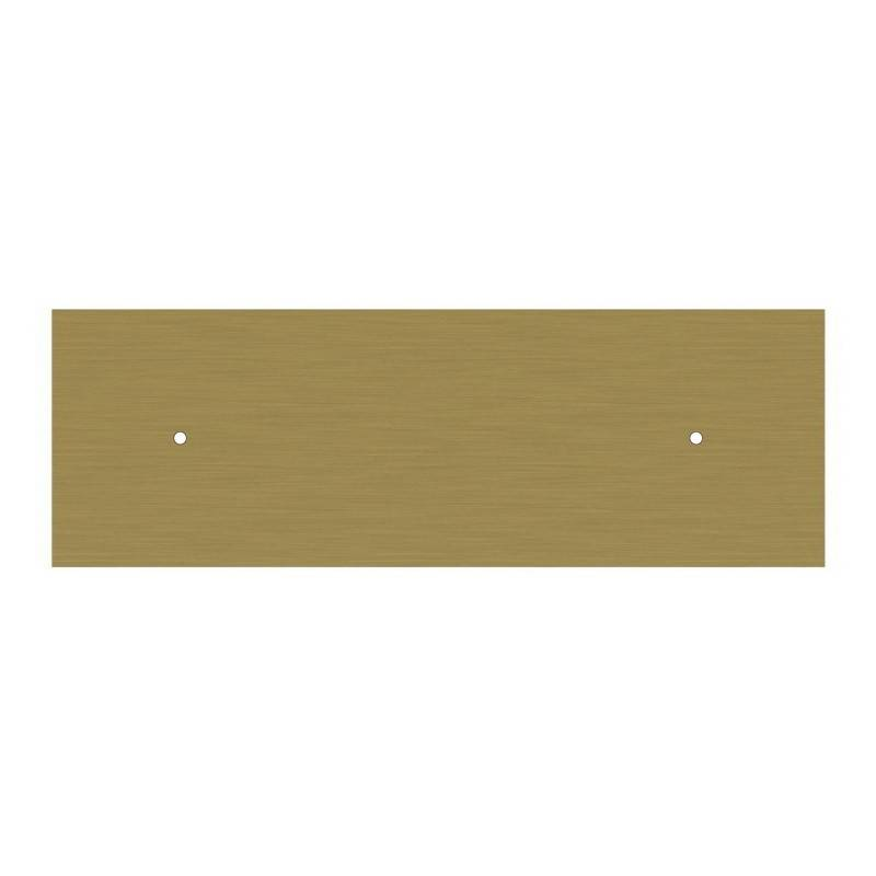 Suspension à 2 bras avec XXL Rose-One rectangulaire 675 mm complète avec câble textile et abat-jour Coppa