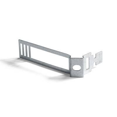 Metalen kabelbinderclip voor touwen met een diameter van 24 mm