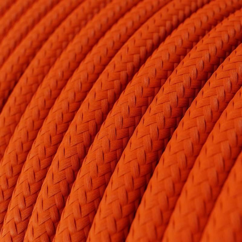 MoCo Posaluce Cubetto de liège naturel, fourni avec câble textile, interrupteur et prise bipolaire