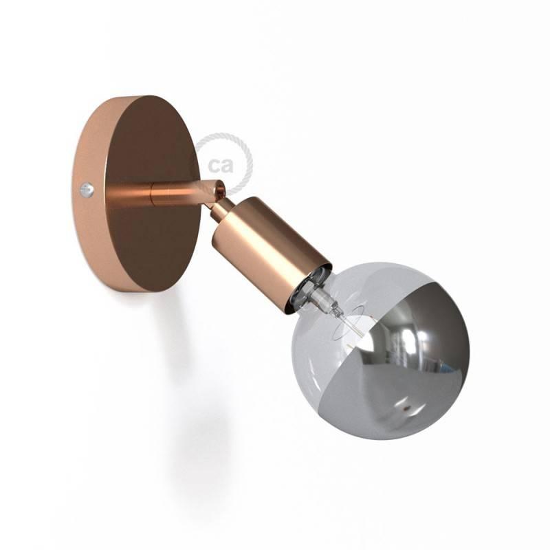 Fermaluce Metallo 90°, verstelbare wand- of plafond
