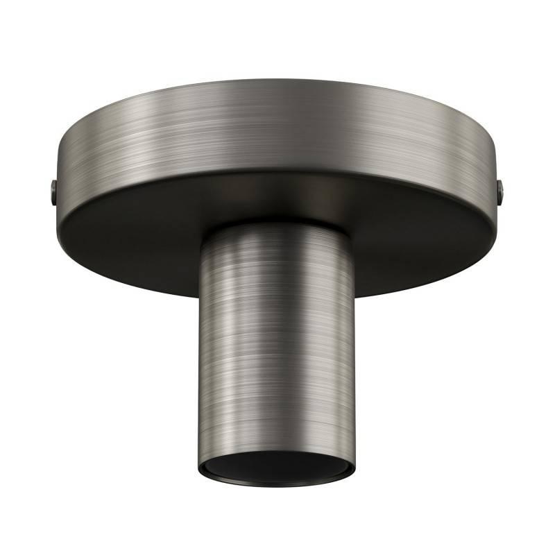 Fermaluce Metal, metalen wand- of plafondlamp