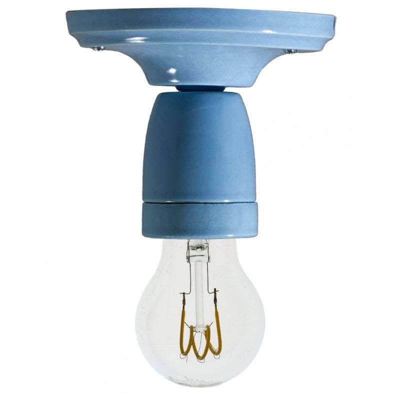 Fermaluce Color, la source de lumière colorée en porcelaine pour mur ou plafond