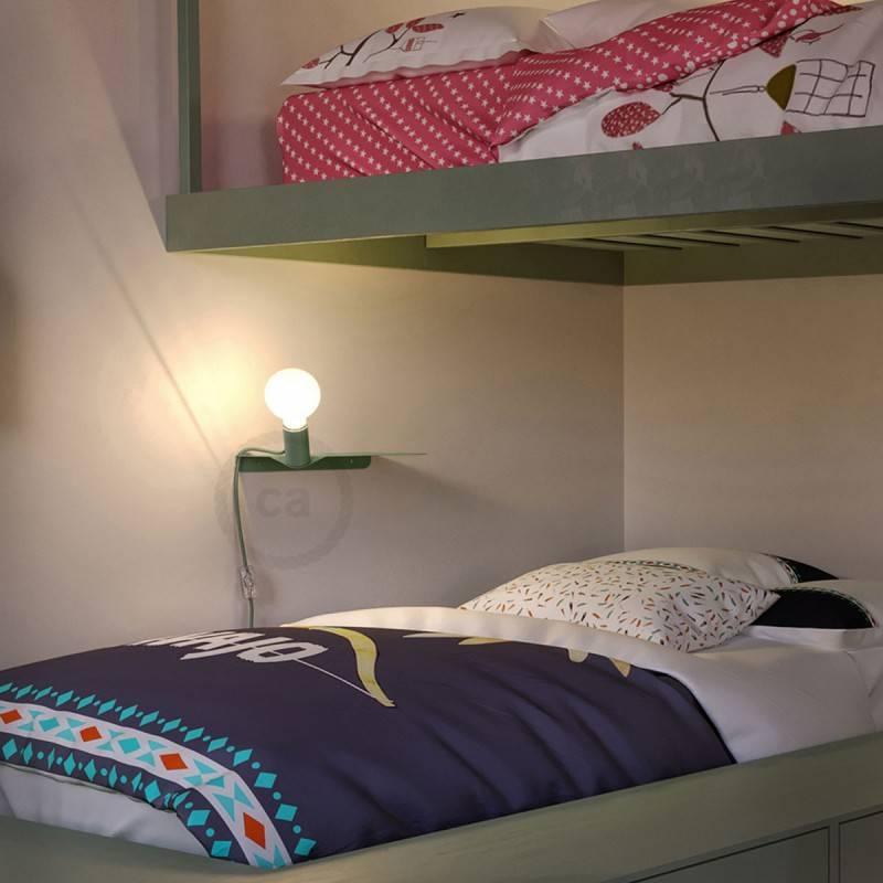 Magnetico®-Shelf, metal shelf for Magnetico®-Plug