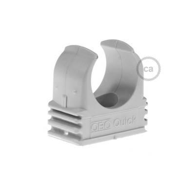 Clip en plastique pour Creative-Tube, diamètre 20 mm