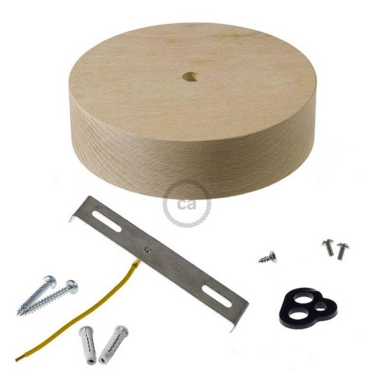 Houten plafondkap kit