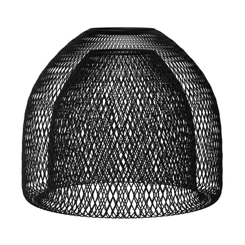 Abat-jour Cage GhostBell XL E27 en métal