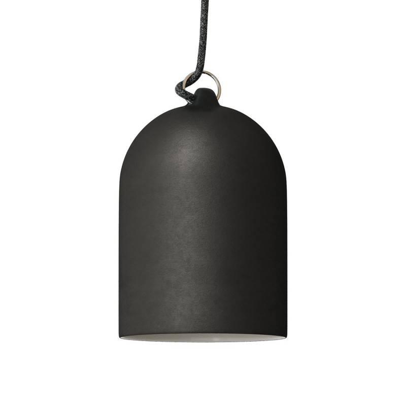 Abat-jour Cloche Mini XS en céramique - Made in Italy