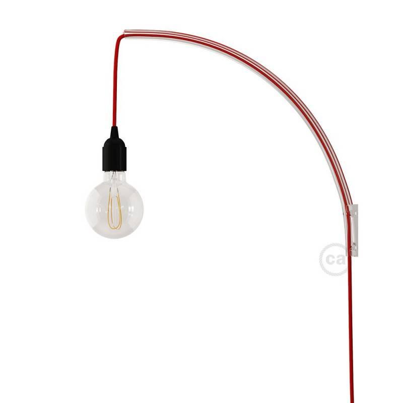 Archet(To), système de fixation au mur transparent pour baladeuses