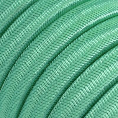 Met textiel omweven 220 V prikkabel, opaal viscose CH69