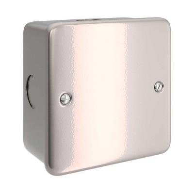 Metalen beklede verbindingsdoos met 5 aansluitingen voor Creative-Tube