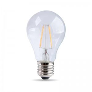 Ampoule Filament LED Goutte 4W E27 Claire