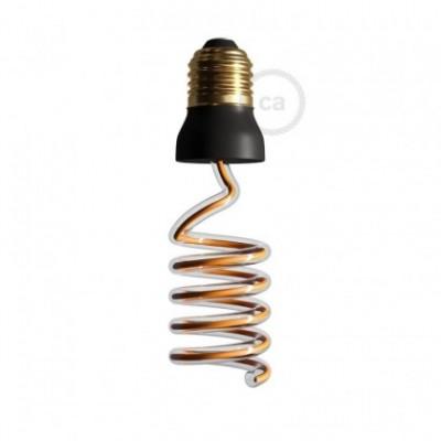 LED Art Loop Up lichtbron 12W E27 dimbaar 2200K