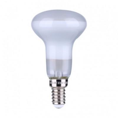 LED lichtbron R50 satijn 4W E14 dimbaar 2700K