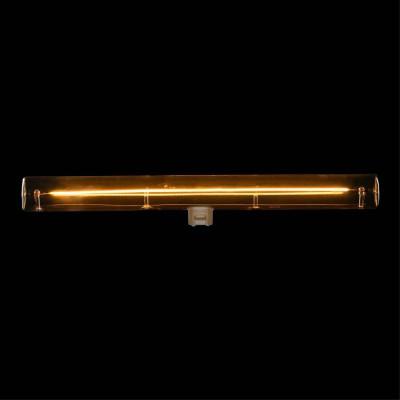 Ampoule tube LED transparente S14d - longueur 300 mm - pour Syntax