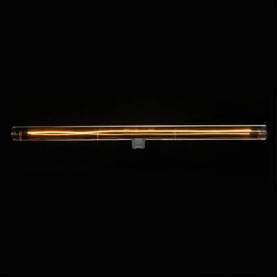 Ampoule tube LED gris fumé S14d - 500 mm de longueur 12W 2200K dimmable - pour Syntax