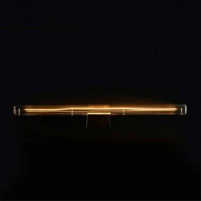 Ampoule LED linéaire S14d transparente - longueur 500 mm 12W Dimmable 2200K - pour Syntax