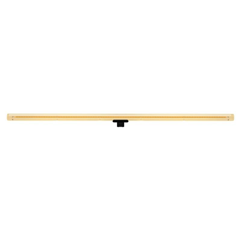 S14d LED buis goud - 1000 mm lengte 13W dimbaar 2000K - voor Syntax