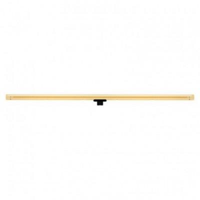 Ampoule LED linéaire S14d doré - longueur 1000 mm 13W Dimmable 2000K - pour Syntax