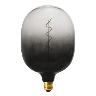 XXL Egg Pastel Dark Shadow-lijn LED lichtbron met spiraal filament 4W E27 Dimbaar 2100K