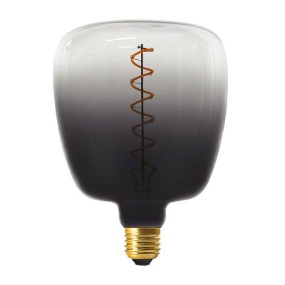 Ampoule LED XXL Bona ligne Pastel Dark Shadow filament en spirale 4W E27 dimmable 2100K