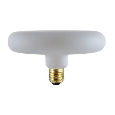 Ampoule LED DASH D170 blanc lait filament en spirale 6W E27 dimmable 2700K