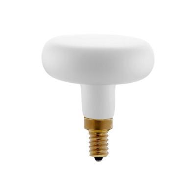 DASH D66 White Frosted LED lichtbron met recht filament 4W E14 Dimbaar 2700K