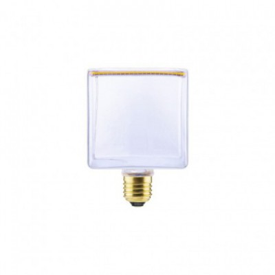 Ampoule LED Cube Clear Ligne Floating 8W Dimmable 2200K