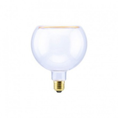 Ampoule LED Globe G125 Clear Ligne Floating 8W Dimmable 2200K