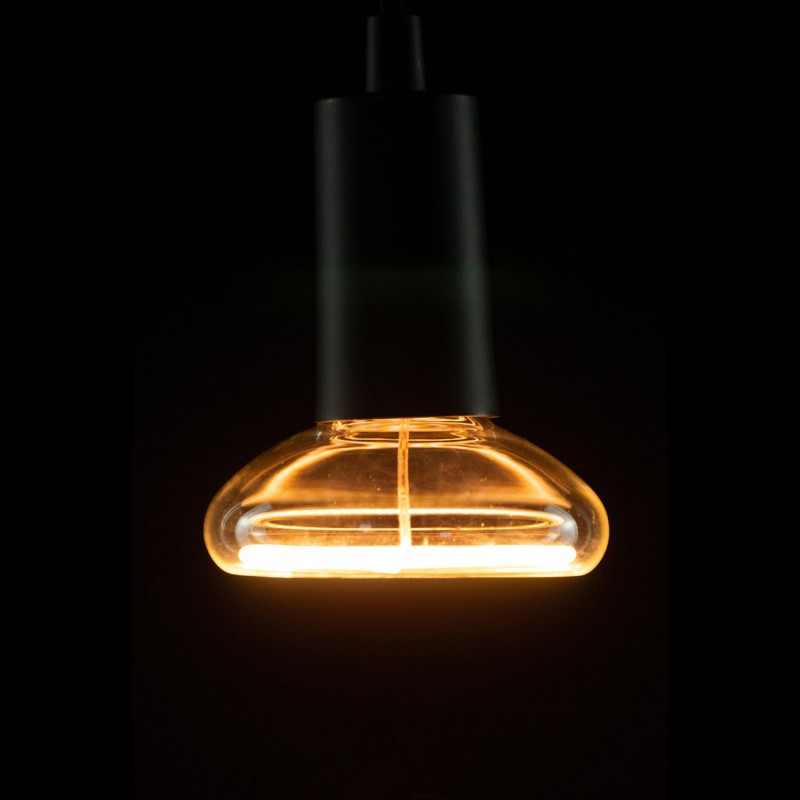 Ampoule LED Reflector R80 Clear Ligne Floating 8W Dimmable 2200K