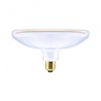 LED-lichtbron Reflector R200 Clear Floating-Collectie 8W Dimbaar 2200K