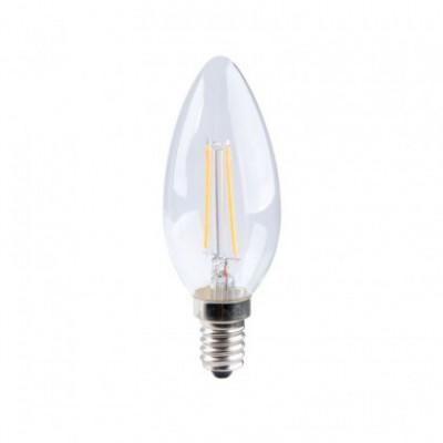 Ampoule filament Led Olive Clear 6W E14 2700K