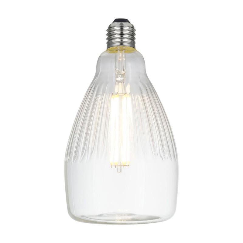 Ampoule LED Rea Clear Ligne Crystal 6W E27 Dimmable 2700K
