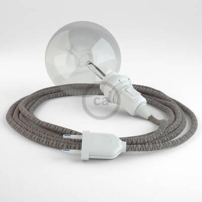 Créez votre Snake pour Abat-jour Losange Anthracite RD64 et apportez la lumière là où vous souhaitez.
