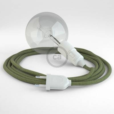 Créez votre Snake ZigZag Vert Thym RD72 et apportez la lumière là où vous souhaitez.